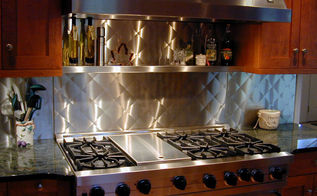 stainless steel, home decor, kitchen backsplash, kitchen design