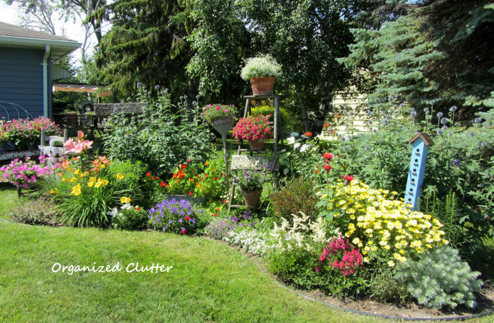 Planning Planting My Front Yard Border 2014 – Planning My Garden
