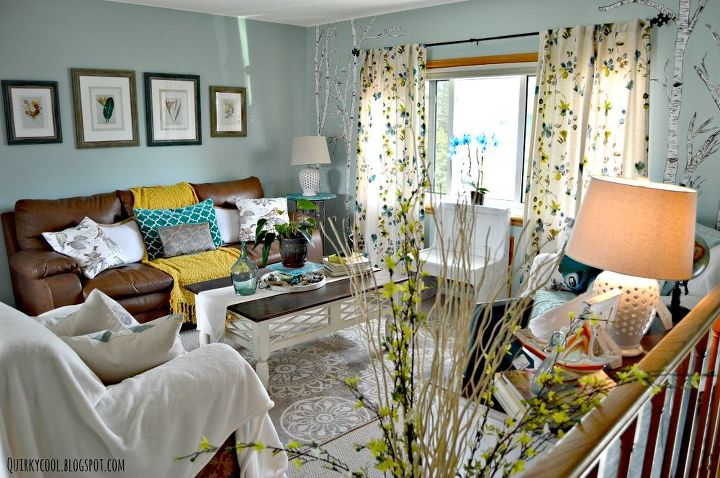 My Eclectic Living And Dining Room Update Ideas Home Decor