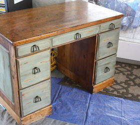 Built By Habitant Knotty Pine Furniture In The 50 S Upcycled By Shabby Daze  In 2012