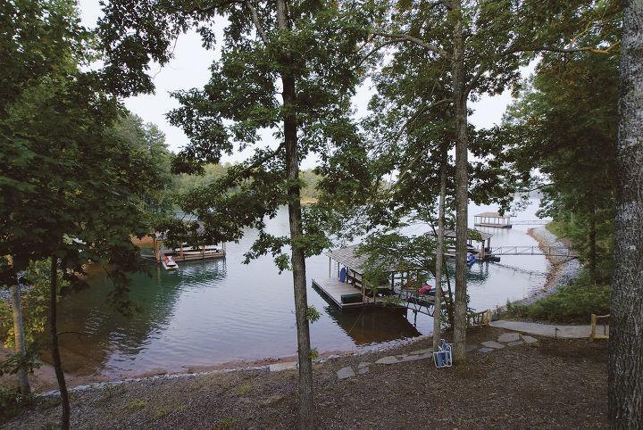 georgia lakeside retreat, home decor, outdoor furniture, outdoor living, The View