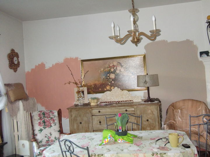 q which color should i paint my dining room, dining room ideas, painting