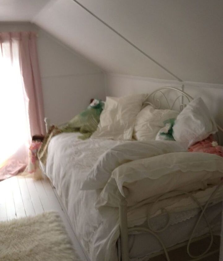 finished attic, bedroom ideas, home decor