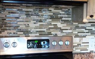 diy mosaic tile backsplash, diy, how to, kitchen backsplash, kitchen design, tiling