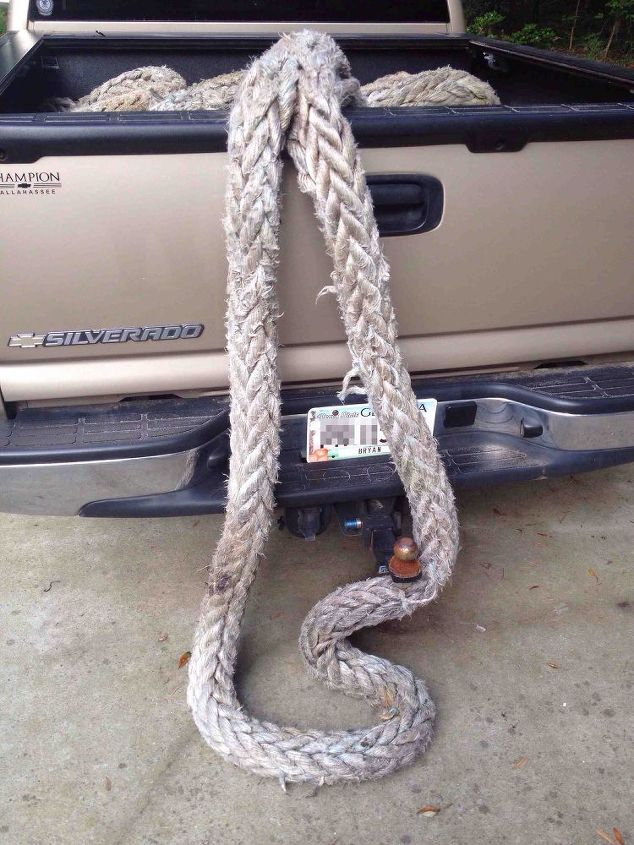 q project ideas for massive ship rope, crafts, diy, repurposing upcycling, 200 of massive ship rope