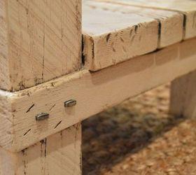 Rustic Reclaimed Wood Kitchen Island Table Hometalk