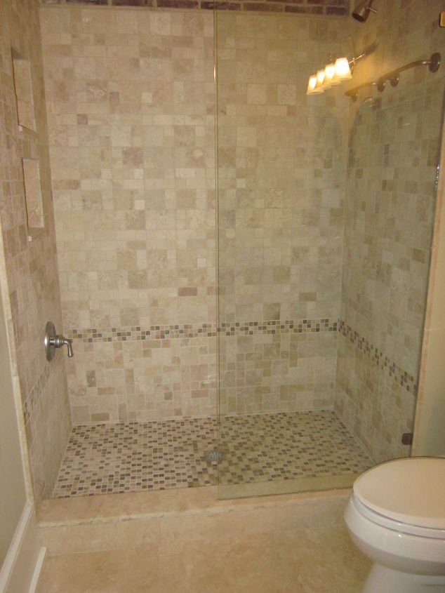 Why Are We Ripping Apart This Beautiful Custom Tile Shower? | Hometalk