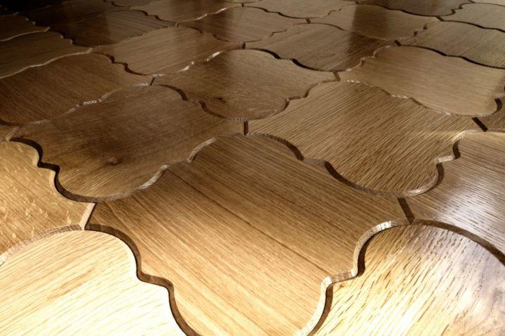 """Enigma floor tile  """"Sextan"""""""