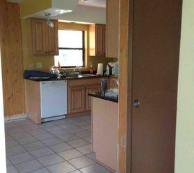 Update An Old Kitchen Backsplash With Wallpaper, Kitchen Backsplash, Kitchen  Design, Wall Decor