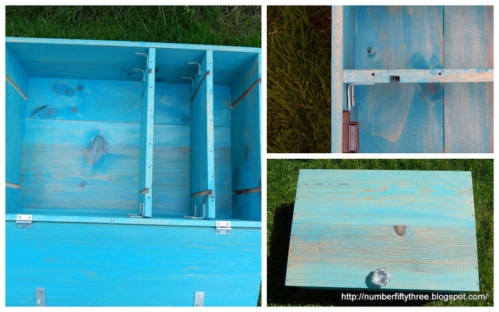 diy wine crate cabinet, diy, woodworking projects