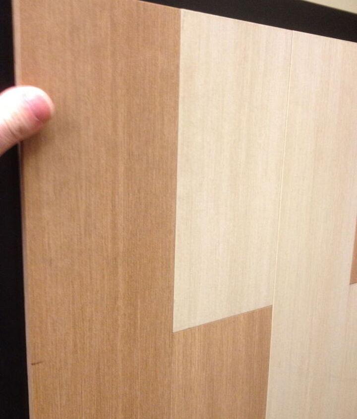 Tile with Hardwood Look