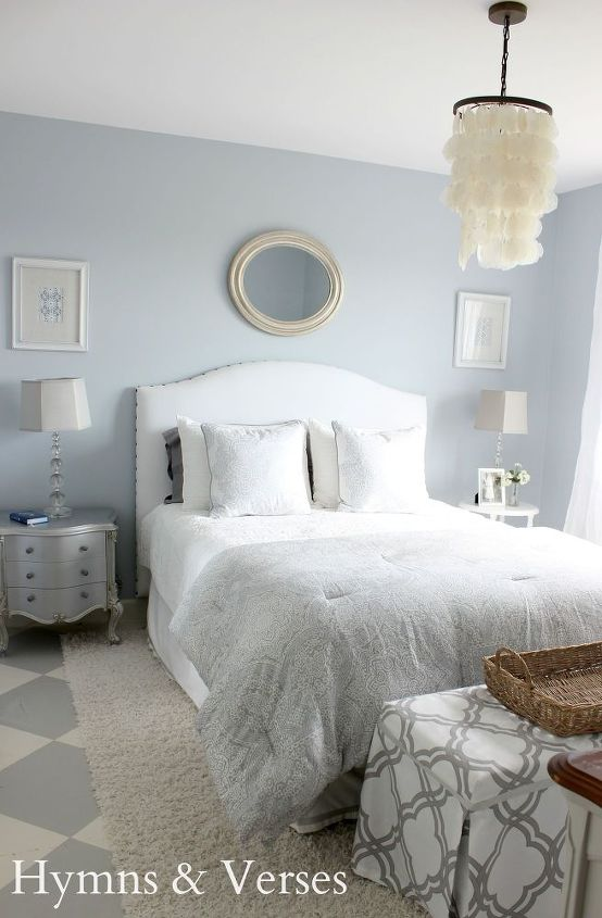 Master Bedroom on a Budget - Loads of DIY and Repurposed Ideas ...