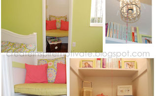 closet reading nook, bedroom ideas, home decor
