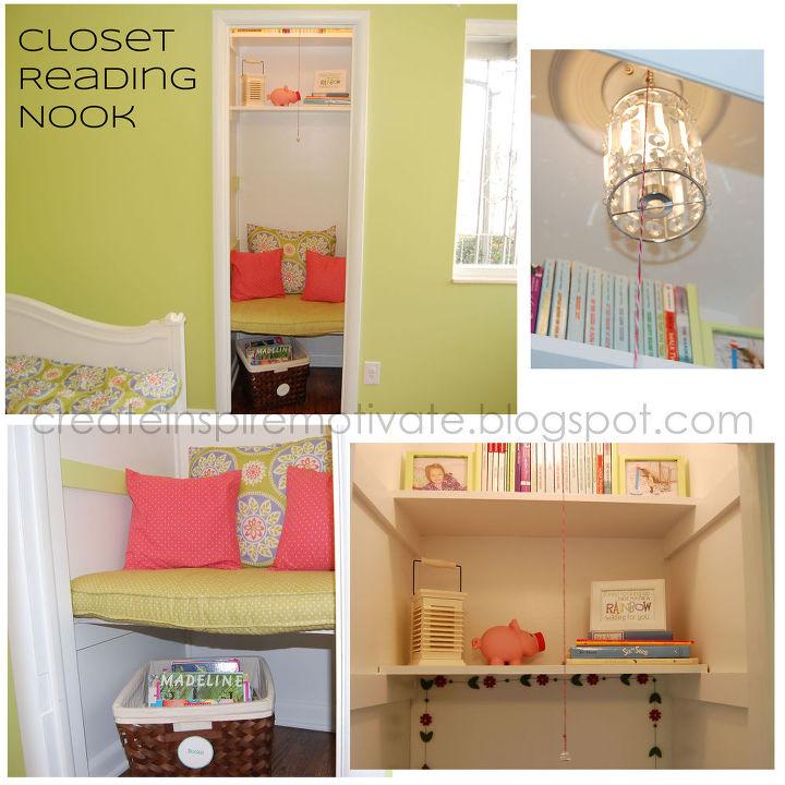 Closet Reading Nook | Hometalk