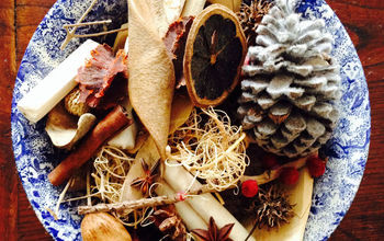 the scents of christmas home made winter potpourri recipe, christmas decorations, crafts, seasonal holiday decor, The Scents of Christmas Home Made Winter Potpourri Recipe