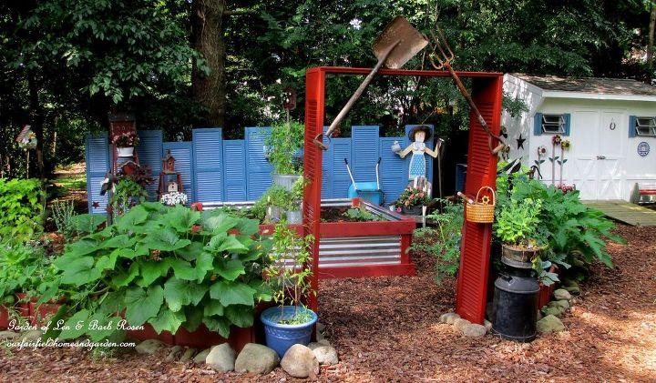 The Shutter Garden