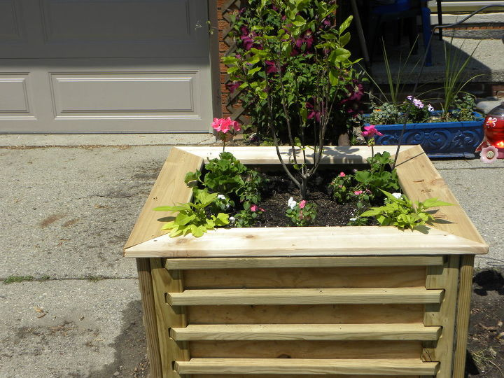 recycle reduce and reuse, gardening, repurposing upcycling, woodworking projects