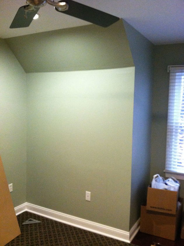 built in bookcase, painted furniture, woodworking projects