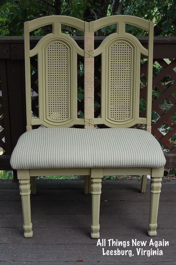 how to make a bench from two chairs hometalk