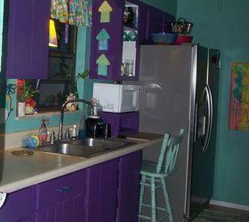 Purple Paradise, Decks, Home Decor, Outdoor Living, Painting, Porches,  Glidden