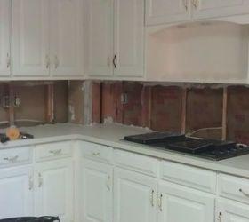 Help Cement boardSheetrock more Drywall For tiling kitchen