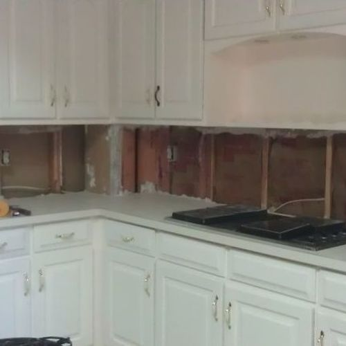 Help Cement Board Sheetrock More Drywall For Tiling