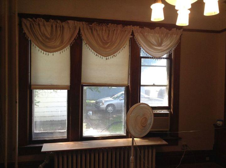Old House Renovation Diy Home Decor Improvement Dining Room Windows