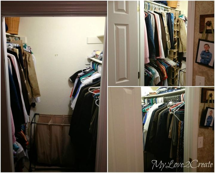 Master Closet Makeover Reveal Cleaning Tips Diy