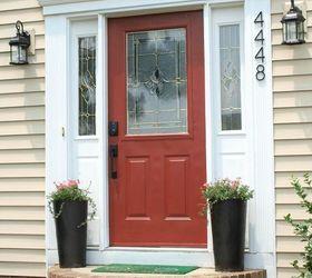 Incroyable Front Door Curb Appeal Budget, Doors
