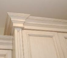 details they do matter when it comes to molding, doors, home decor, painted furniture, Add columns 1 2 deeper this transition makes a big statement in the crown light rail and baseboard moldings