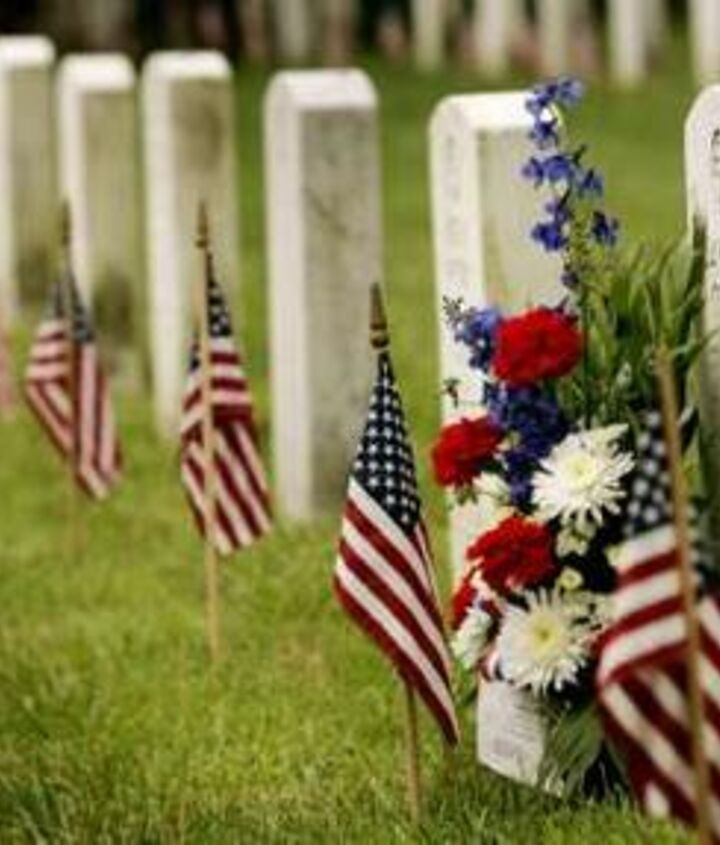 A simple and loving patriotic remembrance.