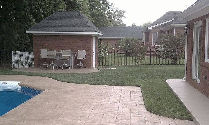 Prefer Privacy from between yards