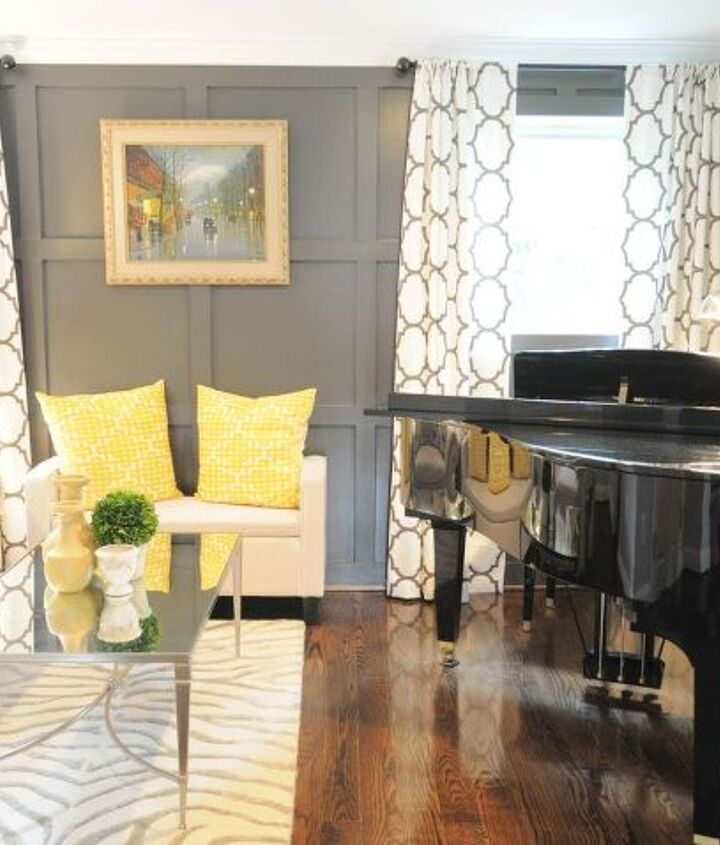 living room makeover renovation bright, foyer, home decor, living room ideas