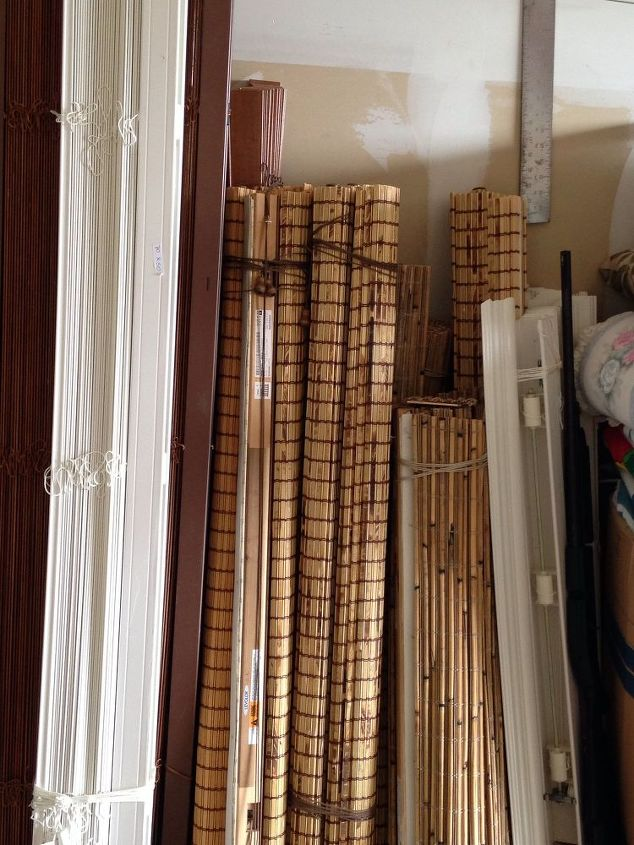 I Have A Lot 20 Pcs Of Used Blinds What Project Can I