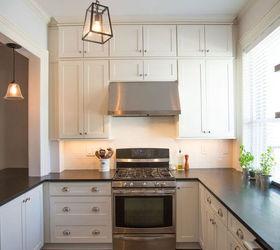 100 Year Old Hoboken Townhouse Gets Kitchen Makeover, Home Improvement,  Kitchen Cabinets, Kitchen