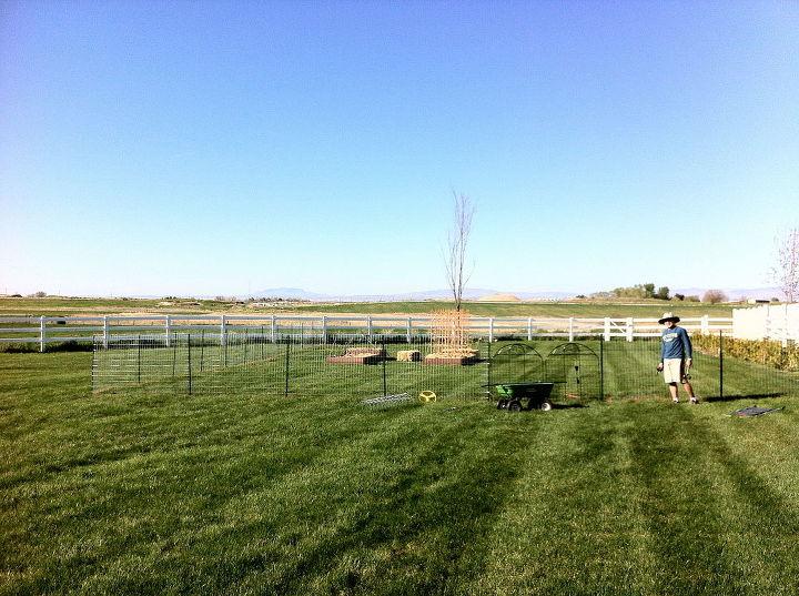 """""""fencing"""" the farm"""