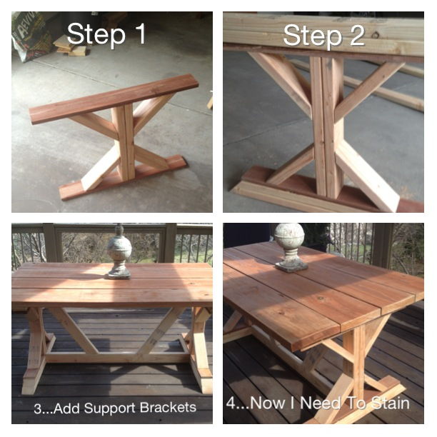 Outdoor Furniture Restoration Hardware Replica Cheap Diy Painted Woodworking