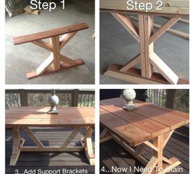 Gentil Outdoor Furniture Restoration Hardware Replica Cheap, Diy, Outdoor Furniture,  Painted Furniture, Woodworking