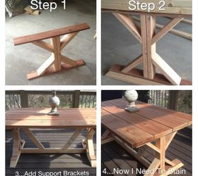 Outdoor Furniture Restoration Hardware Replica Cheap, Diy, Outdoor Furniture,  Painted Furniture, Woodworking