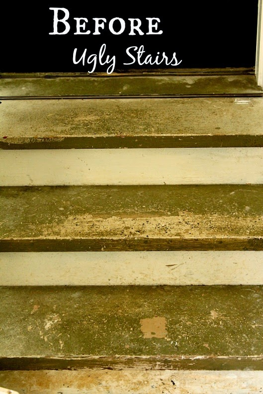 Simple Steps to Painting Steps | Hometalk