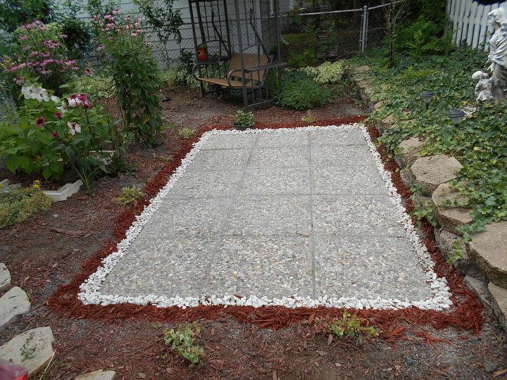Simple Garden Patio for a Small Space | Hometalk