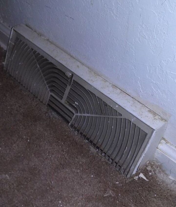 q how to remove these darn vents, hvac, wall decor