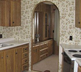 Vintage Mobile Kitchen Gets A Tuscan Themed Update Hometalk