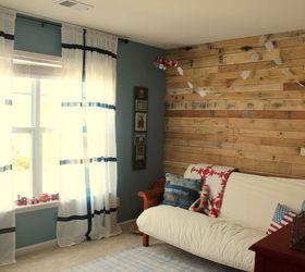 Bedroom Ideas Vintage Boys Room Americana Pallets Budget, Bedroom Ideas,  Painted Furniture, Patriotic