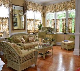 Breakfast Room Turned Sunroom Keeping Area, Dining Room Ideas, Home Decor