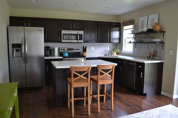 Reviewing Our LG Kitchen Countertops 6 Months In | Hometalk