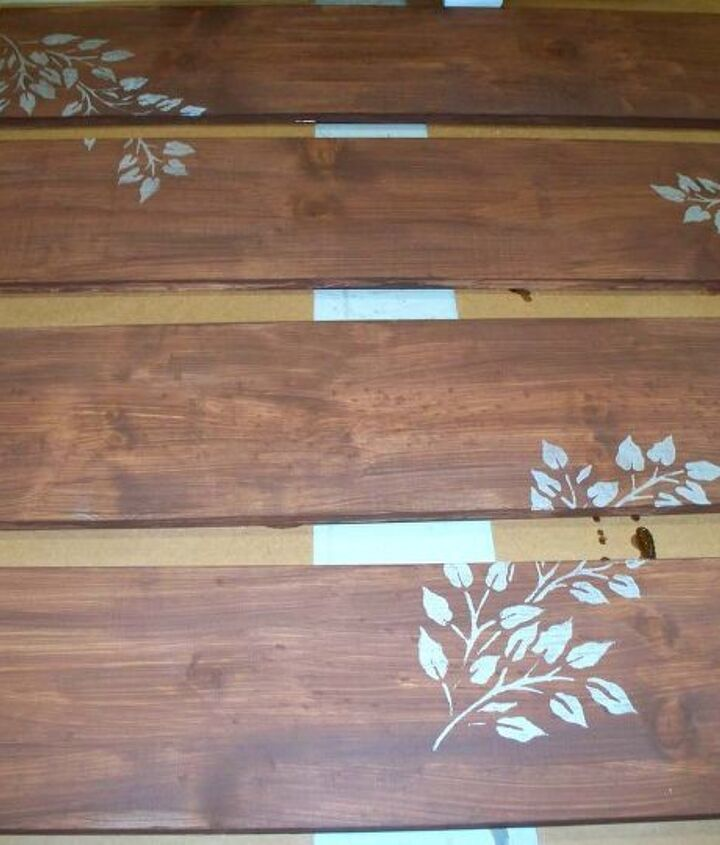 fences lattice privacy wall planks wood, fences, painting
