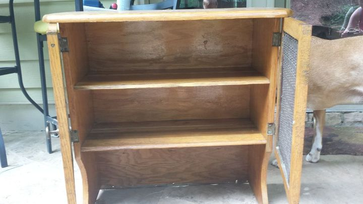 repurpose medicine cabinet desk hutch upcycle, painted furniture, repurposing upcycling