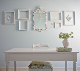 shabby chic craft room hometalk rh hometalk com shabby chic wall decor shabby chic wallpaper uk