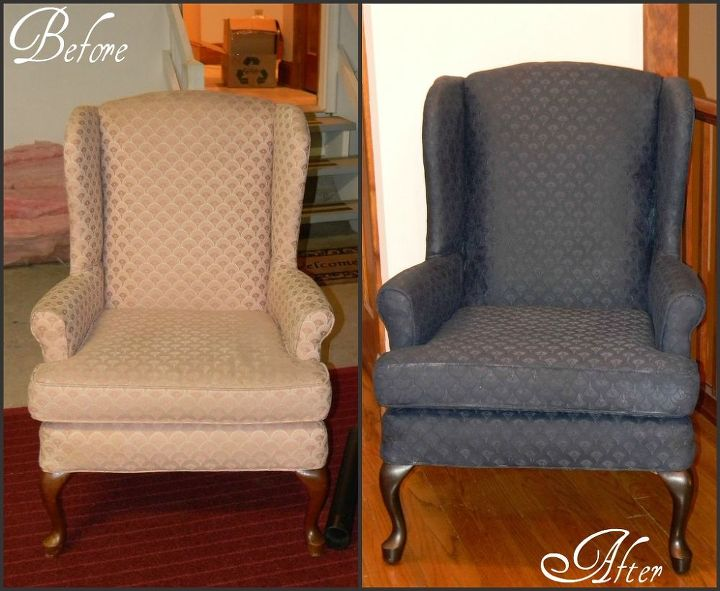painting upholstery, painted furniture